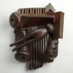 Ella Mae Edwards - Earthenware and graphite, 24x20x6in., 2009