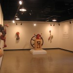 Coppin State University Exhibit, 2008
