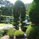 Pearl Fryar Garden