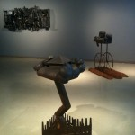 installation at African American Museum in Philadelphia